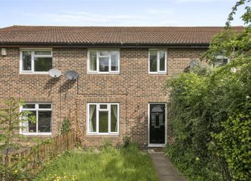 Thumbnail 3 bedroom terraced house for sale in Meadows Leigh Close, Weybridge, Surrey