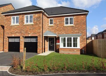 Thumbnail 5 bed detached house for sale in Joe Lane, Catterall, Preston