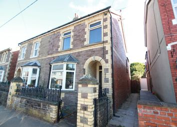 Thumbnail 2 bed semi-detached house for sale in Hatherleigh Road, Abergavenny