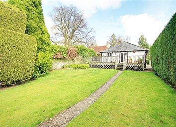 Thumbnail 4 bed detached bungalow for sale in Church Road, Worth, Crawley