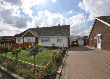 Thumbnail 2 bed semi-detached bungalow for sale in Norwood Way, Frinton Homelands