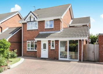 Thumbnail 4 bedroom detached house for sale in Venables Way, Middlewich, Chesire, Cheshire