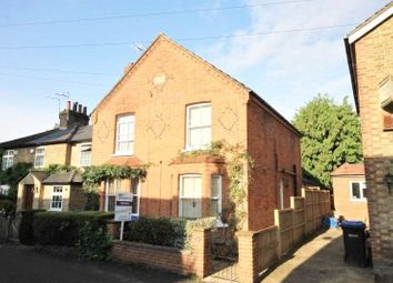 Thumbnail 3 bed semi-detached house for sale in Blays Lane, Englefield Green, Surrey