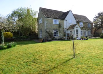 Thumbnail 4 bed detached house for sale in Gloucester Road, Stratton, Cirencester
