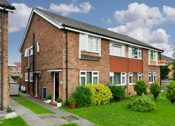 Thumbnail 2 bed maisonette to rent in Cyclamen Way, West Ewell, Epsom