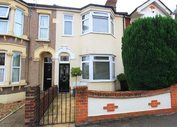 Thumbnail 4 bed terraced house for sale in Brooklands Road, Romford, London