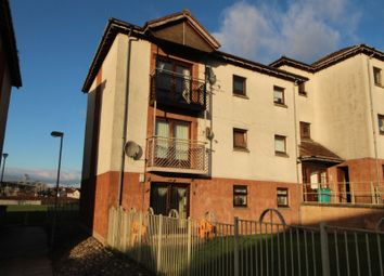 Thumbnail 3 bedroom flat to rent in Calderglen Court, Airdrie, North Lanarkshire