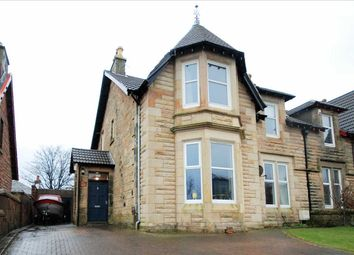 Thumbnail 5 bed semi-detached house for sale in Caledonia Road, Saltcoats