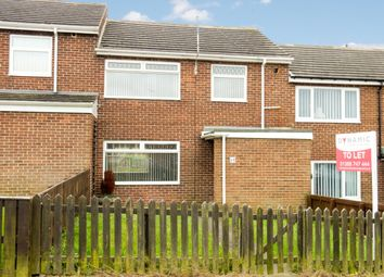 Thumbnail 3 bed terraced house to rent in Blencathra Crescent, Crook