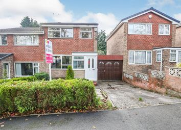 Thumbnail 3 bed semi-detached house for sale in Hollybank Way, Sheffield