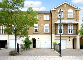 Thumbnail 4 bed town house to rent in Williams Grove, Surbiton