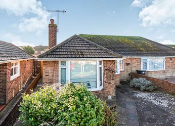 Thumbnail 2 bed semi-detached bungalow for sale in Meadow Close, Worthing