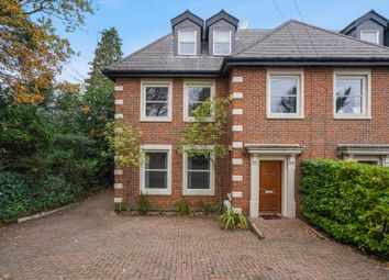 6 bed semi-detached house for sale in Hanger Hill, Weybridge, Surrey KT13