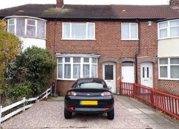 Thumbnail 2 bed terraced house for sale in Abbeycourt Road, Abbey Lane, Leicester, Leicestershire