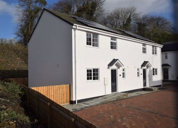 Thumbnail 3 bed semi-detached house for sale in Park Road, Lifton