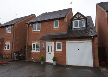 Thumbnail 4 bed detached house for sale in Weilerswist Drive, Leamington Spa