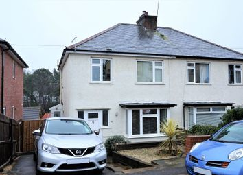 Thumbnail 3 bedroom semi-detached house for sale in James Road, Poole