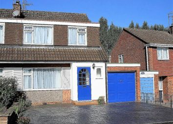 Thumbnail 3 bed semi-detached house to rent in Chevin Avenue, Leicester