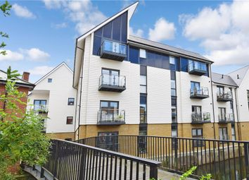 Thumbnail 2 bedroom flat for sale in Stour Street, Canterbury, Kent