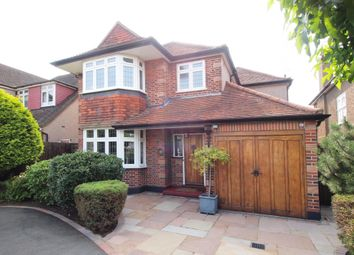 Thumbnail Detached house for sale in Northey Avenue, South Cheam