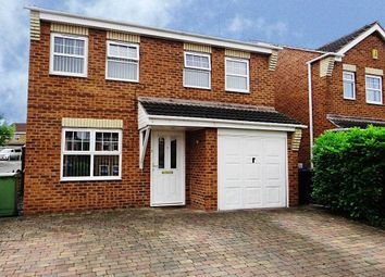 Thumbnail 4 bed detached house for sale in Hornbeam Close, Hollingwood, Chesterfield