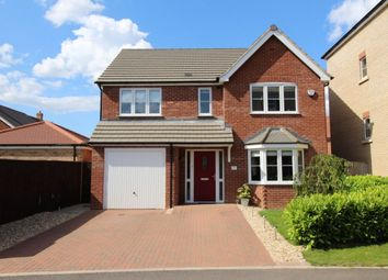 Thumbnail 4 bedroom detached house for sale in Pasture Lane, Scartho Top, Grimsby