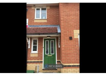 Thumbnail 2 bed terraced house to rent in Turnstone Way, Peterborough