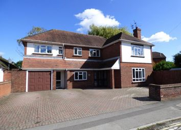 Thumbnail 5 bedroom detached house for sale in Minley Road, Farnborough