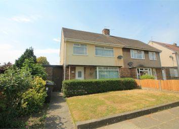 Thumbnail 3 bed semi-detached house for sale in Woodend Avenue, Crosby, Liverpool, Merseyside
