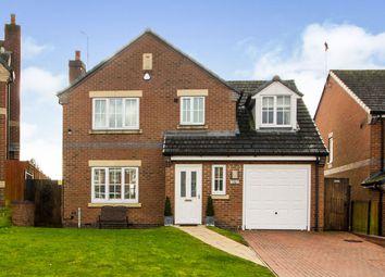 4 bed detached house for sale in Hedingham Close, Ilkeston, Derbyshire DE7