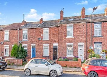 Thumbnail 2 bed terraced house to rent in Park Terrace, Doncaster