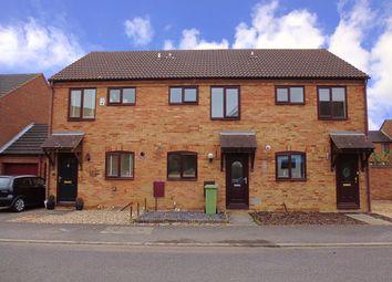 Thumbnail 2 bed terraced house to rent in Salisbury Grove, Giffard Park, Milton Keynes