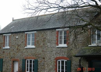 Thumbnail 2 bed flat to rent in Fore Street, Langtree, Torrington, Devon