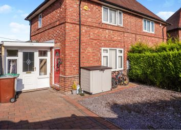 2 bed semi-detached house for sale in Ravensworth Road, Nottingham NG6