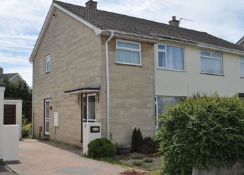 Thumbnail 3 bed semi-detached house to rent in Charlton Park, Midsomer Norton, Radstock