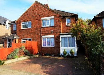Thumbnail 3 bed semi-detached house for sale in Elaine Avenue, Rochester