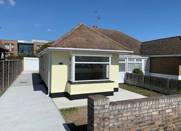 Thumbnail 2 bed semi-detached bungalow to rent in Oak Road, Canvey Island