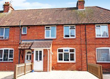 Thumbnail 3 bed terraced house for sale in Longcroft Avenue, Devizes