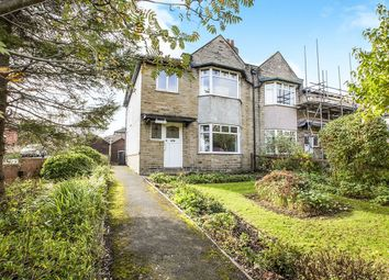 Thumbnail 3 bed semi-detached house for sale in Caldene Avenue, Mytholmroyd, Hebden Bridge