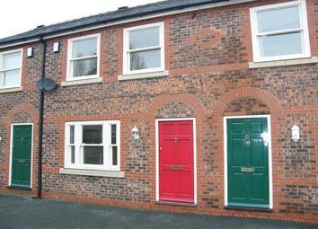 Thumbnail 2 bed terraced house to rent in Mitchell Street, Stockton Heath, Warrington