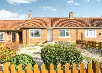 Thumbnail 2 bed terraced bungalow for sale in St. Edmund Close, Attleborough