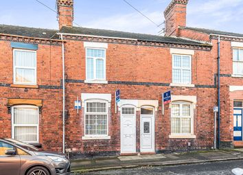 Thumbnail 2 bedroom terraced house for sale in Phoenix Street, Tunstall, Stoke-On-Trent