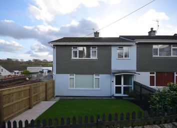Thumbnail 3 bed end terrace house for sale in British Road, St. Agnes