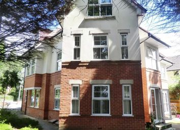 Thumbnail 2 bedroom flat for sale in Talbot Hill Road, Bournemouth, Dorset
