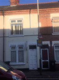 Thumbnail 2 bedroom terraced house to rent in Burnmoor Street, Leicester