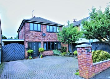 Thumbnail 3 bed detached house for sale in Marples Avenue, Mansfield Woodhouse, Mansfield