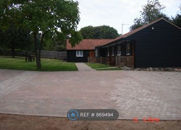 Thumbnail 1 bed bungalow to rent in Poole Street, Great Yeldham, Halstead