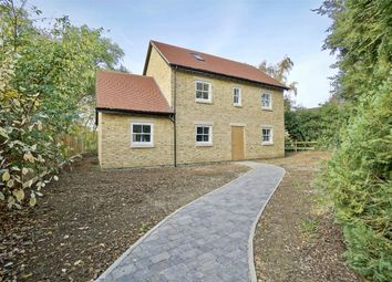 Thumbnail Detached house for sale in High Street, Upper Dean, Huntingdon