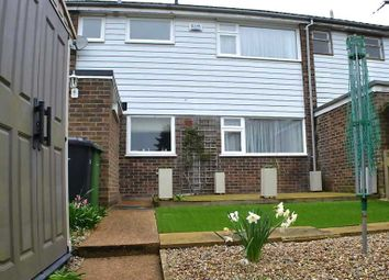 Thumbnail 2 bed terraced house for sale in Eastfields, King's Lynn