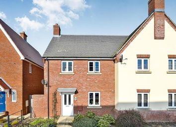 Thumbnail 3 bed semi-detached house for sale in Brooklands Avenue, Wixams, Bedford, Bedfordshire